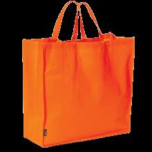 Bolsa de compras grande l 45 x 45 x 18 cm | 9191387 Naranja