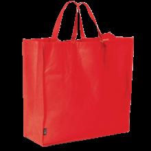 Bolsa de compras grande l 45 x 45 x 18 cm | 9191387 Rojo