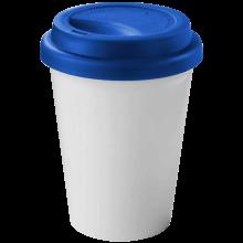 Taza de viaje | Plastico | 330 ml | 92100354 Azul real