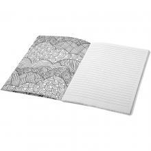 Cuaderno de color Doodle Therapy l Formato A5   92106906 Blanco