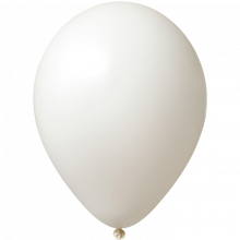 Impresión de globos   Ø 33 cm    Económico   9485951 Blanco