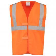 Chaleco de seguridad   Reflexión EN471   Vestuario Laboral Tricorp   97V-EN471 Naranja fluorescente