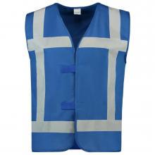 Chaleco de seguridad | Reflexión | Vestuario Laboral Tricorp | 97V-REF Azul real