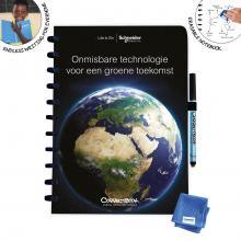 Cuaderno CorrectBook A4 | Incl. esponja y bolígrafo