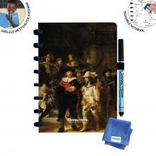 Cuaderno CorrectBook A5 | Incl. esponja y bolígrafo | 991003