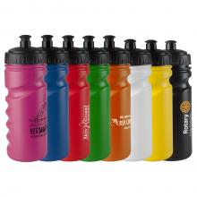 Botellas deportivas de 500 ml