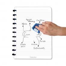 Cuaderno CorrectBook A4   Incl. esponja y bolígrafo   991004