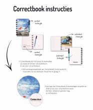 Cuaderno CorrectBook A5   Incl. esponja y bolígrafo   991003