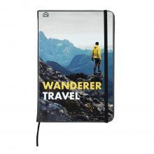 Cuadernos a todo color | Formato A5 | 96 pag. lineadas | 8033076FC