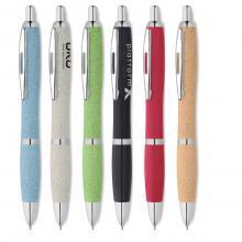 Bolígrafo Paja de trigo   Tinta azul   8759761