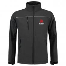Chaqueta Soft Shell | Tubos reflectores | Tricorp Workwear