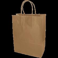 Bolsas de papel | A4 | Impresión 1 - 4 colores | maxp017 Marrón