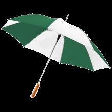 Paraguas de colores   Automático   Ø 102 cm   Maxp034 Verde / Blanco