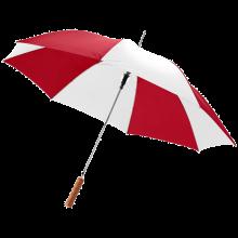 Paraguas de colores   Automático   Ø 102 cm   Maxp034 Rojo / Blanco
