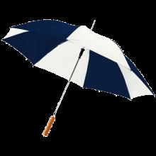 Paraguas de colores   Automático   Ø 102 cm   Maxp034 Blanco/azul