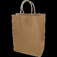Bolsas de papel | A5 | Impresión 1 - 4 colores | 108KR2218 Marrón