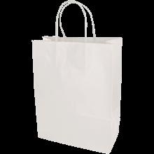 Bolsa de papel l Formato A5   109KRF01 Blanco