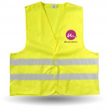 Chaleco de seguridad | Unitalla | XL |Pedidos pequeños