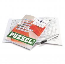 Libro de puzzle | A5 | Cubierta a todo color