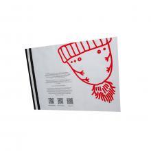 Bolsas para envío l 30 x 40 + 4 cm | 1 o 2 colores | Desde 250 Uds. | 366058 Blanco