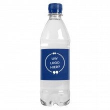 Botella de agua   500ml   Agua gaseosa   435000pd Azul