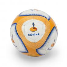 Balón de fútbol   Personalizado   PVC/PU   Talla 5   23 cm   8740003 Blanco