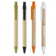 Bolígrafo de cartón | ECO | A todo color