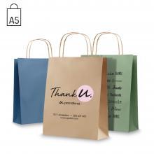 Bolsas de papel | A5 | Entrega rápida