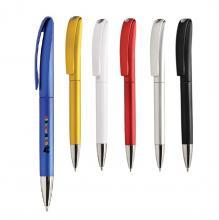 Bolígrafo sólido | Plástico l Metálico l A todo color