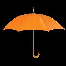 Paraguas de colores | Manual | 104 cm | Maxs035 Naranja