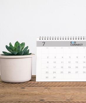 Calendarios personalizados sobremesa
