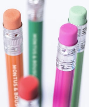 Lápices baratos personalizados