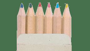 Lapiceros de colores personalizados