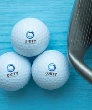 Pelotas de golf personalizadas
