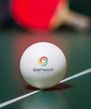Pelotas de ping pong personalizadas